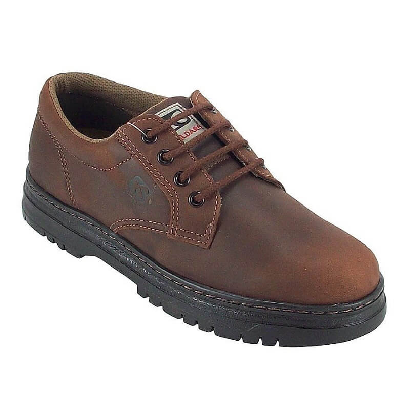 Sapato Masculino Kildare Timber G522 em Couro Natural