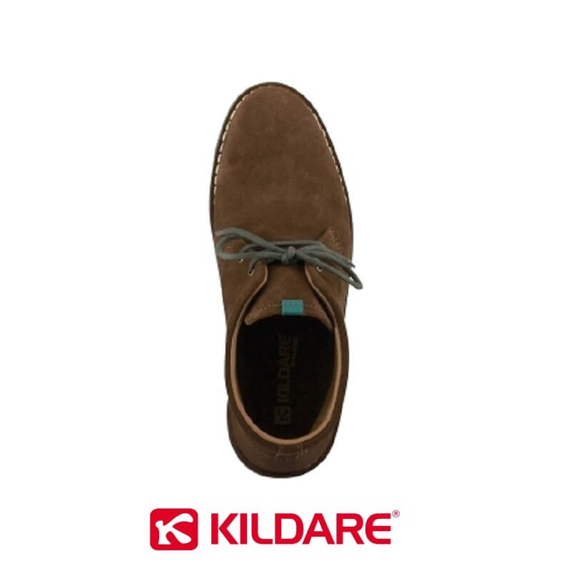 Sapato Masculino Bota  Kildare BK1000  Camurça