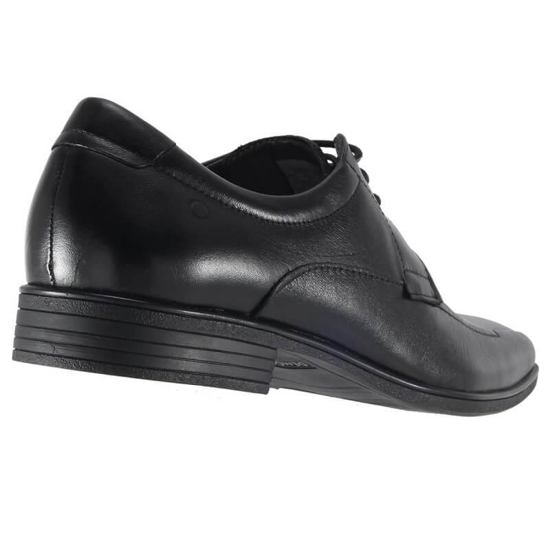 Sapato Masculino Democrata 191102 Taller Alpha Você 6 Cm Mais Alto