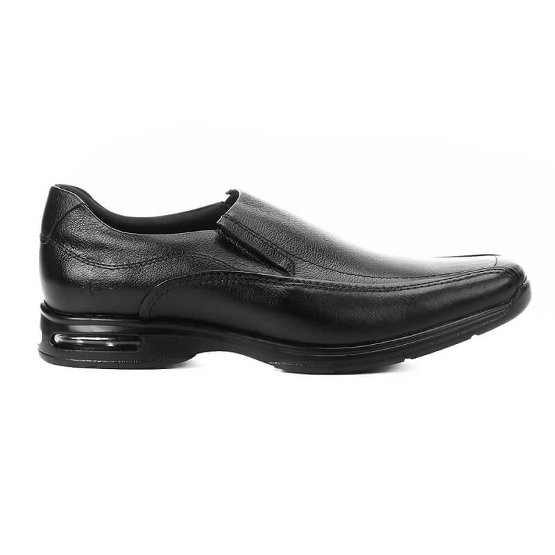 Sapato Masculino Democrata Air Sport 448027 Couro Natural