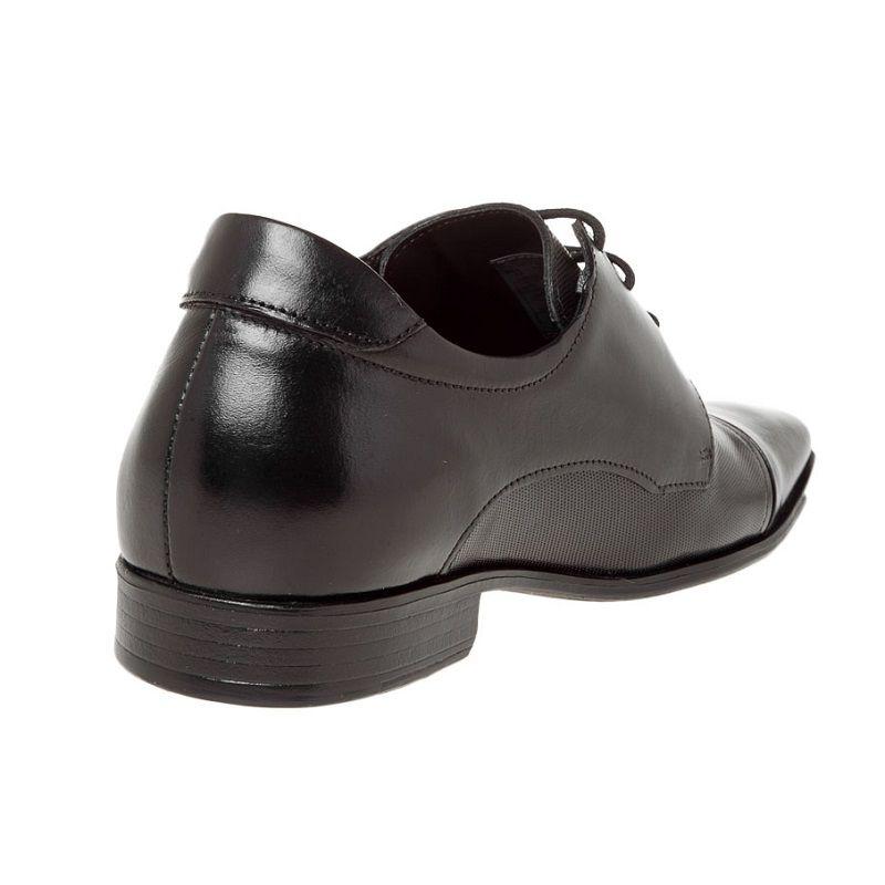 Sapato Masculino Democrata Taller Still  061109 Você 6 Cm Mais Alto