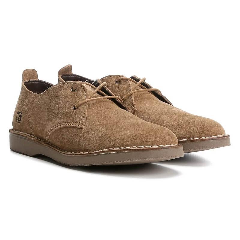 Sapato Masculino Kildare 1105 Baixo Couro Natural