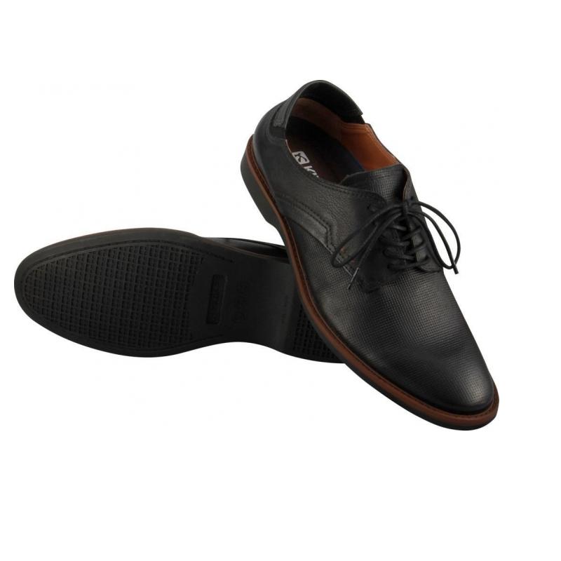 Sapato Masculino Kildare Ru 315  Couro Natural
