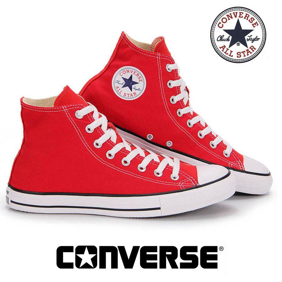 Tenis All Star Converse  Cano Alto - Chuck Taylor As Core Hi Ct112