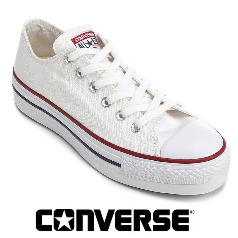 Tênis Converse Chuck Taylor All Star Platform Ox Cb04