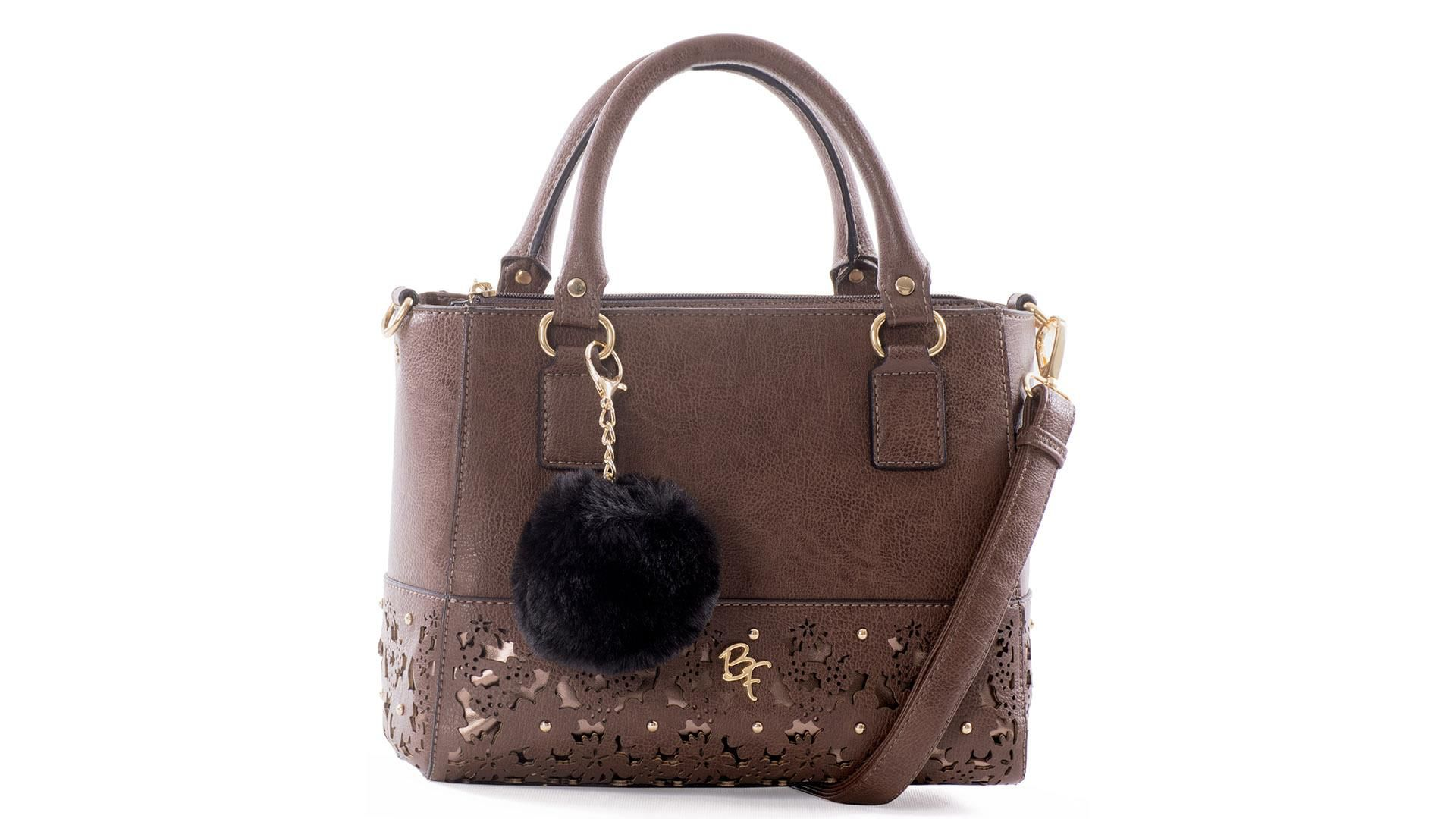 BOLSA BE FOREVER 33.92132A1 MOCCA RAFITTHY