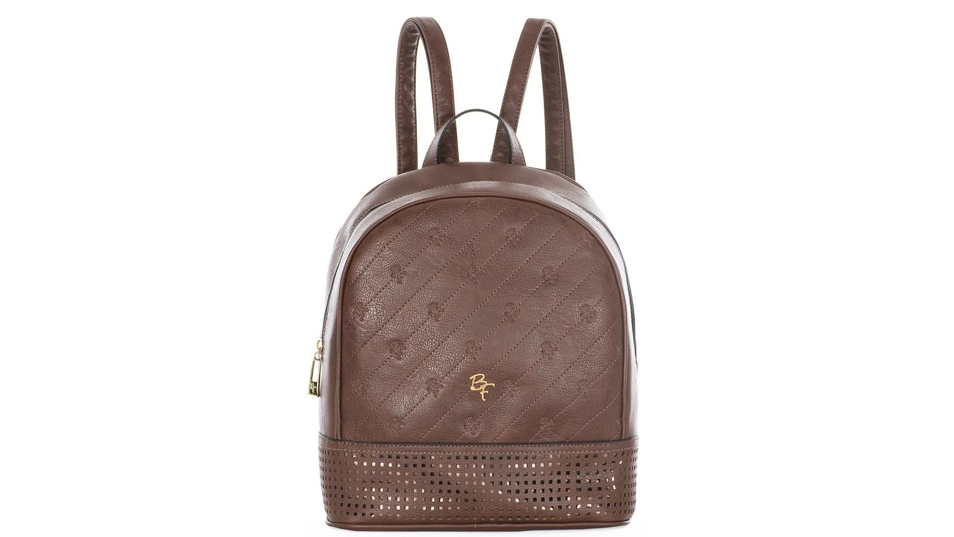 MOCHILA BE FOREVER 33.92124A3 MOCCA RAFITTHY