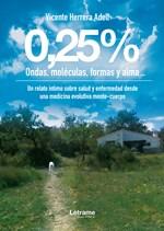 0,25% Ondas, moleculas, formas y alma