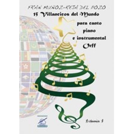 15 Villancicos del Mundo, volumen 1