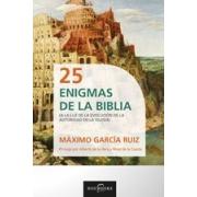 25 enigmas de la Biblia