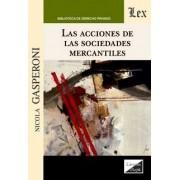 Acciones de las sociedades mercantiles, Las