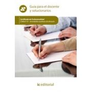 Actividades auxiliares de almacén. COML0110 Guía para el docente y solucionarios