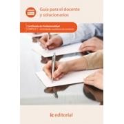Actividades auxiliares de comercio. COMT0211 - Guía para el docente y solucionarios