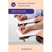 Actividades de venta. COMV0108 - Guía para el docente y solucionarios