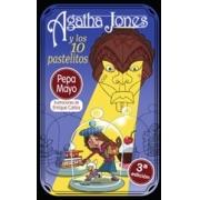 Agatha jones y los diez pastelitos 3ª