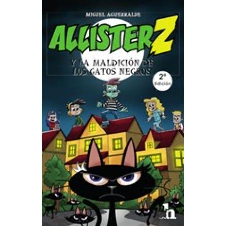Allister z y el misterio de los gatos negros