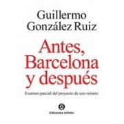 Antes, Barcelona y despúes