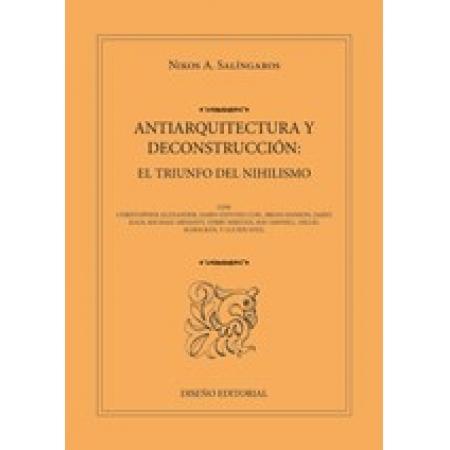 ANTIARQUITECTURA Y DECONSTRUCCION