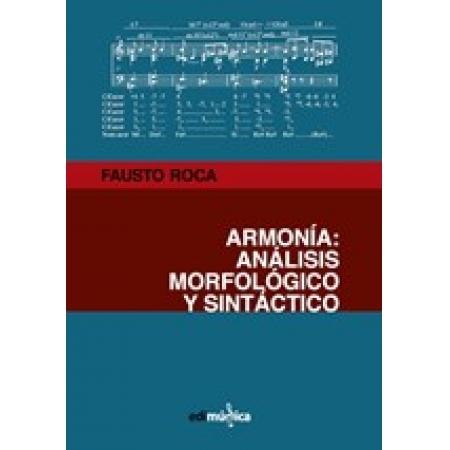 Armonía: análisis morfológico y sintáctico