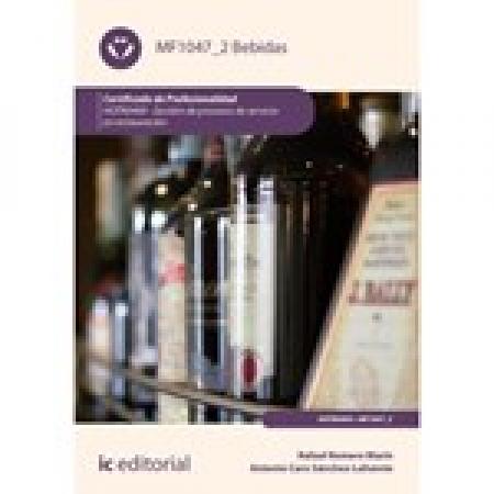 Bebidas. HOTR0409 - Gestión de procesos de servicio en restauración