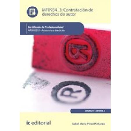 Contratación de derechos de autor. ARGN0210 - Asistencia a la edición