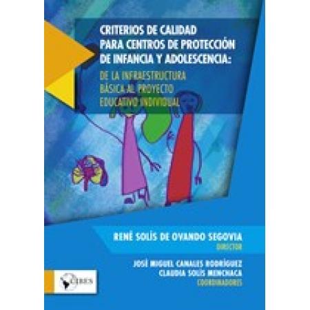 Criterios de calidad para centros de protección de infancia y adolencencia