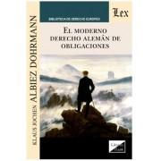 EL MODERNO DERECHO ALEMÁN DE OBLIGACIONES