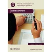 Elaboración del presupuesto editorial. ARGN0109 - Producción editorial