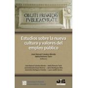 Estudios sobre la nueva cultura y valores del empleo público.