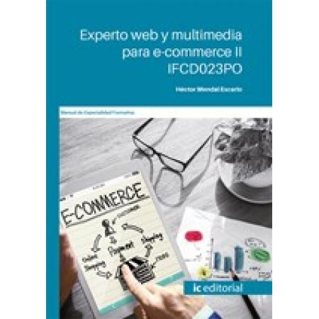 Experto web y multimedia para e-commerce II