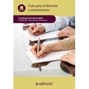 Horticultura y floricultura. AGAH0108 Guía para el docente y solucionarios