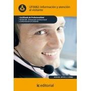 Información y Atención al Visitante. HOTI0108 - Promoción turística local e información al visitante