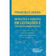 Infrações e sanções em licitações e contratos administrativos