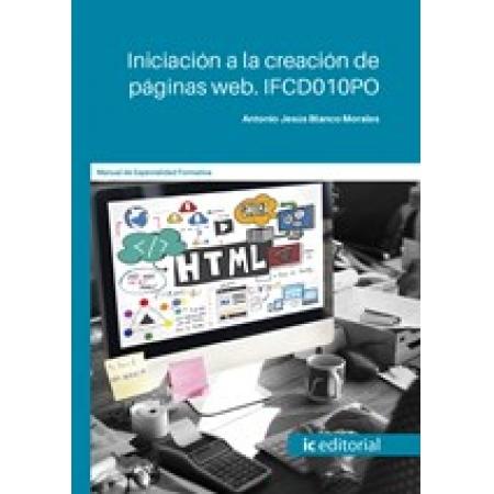 Iniciación a la creación de páginas web