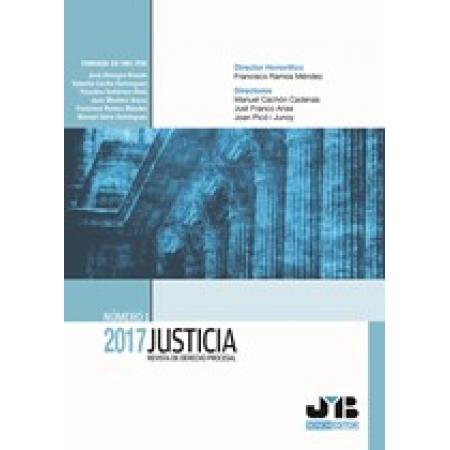 Justicia 2017, Nº 1