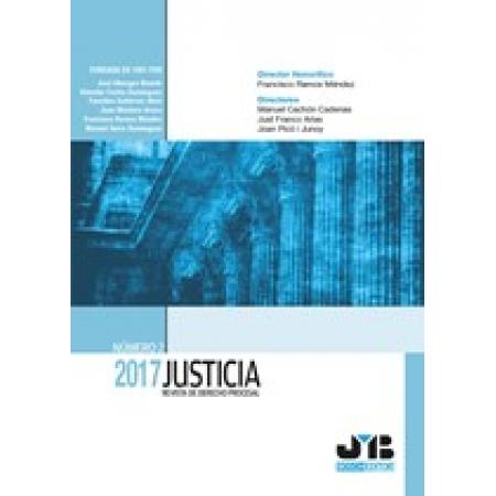 Justicia 2017, Nº 2.
