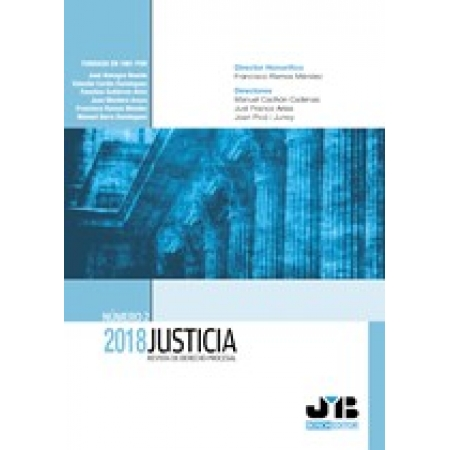 Justicia 2018, Número 2.