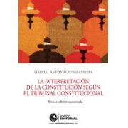 La interpretación de la constitución según el tribunal constitucional