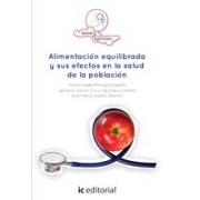 Libros de Alimentación equilibrada y sus efectos en la salud de la población