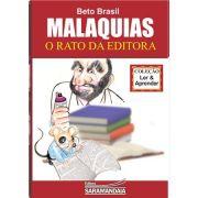 Malaquias, o ratinho da editora.