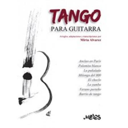 MEL4098 - Tango para guitarra