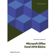 MICROSOFT OFFICE EXCEL 2016 BÁSICO