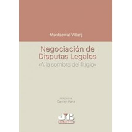 Negociación de Disputas Legales.