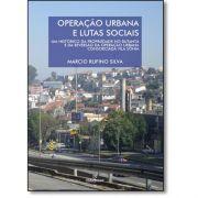 OPERAÇÃO URBANA E LUTAS SOCIAIS: UM HISTÓRICO DA PROPRIEDADE NO BUTANTÃ E DA REVERSAO DA OPERAÇÃO UR