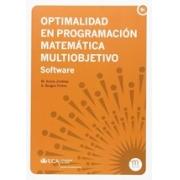 Optimalidad en programación matemática multiobjetivo