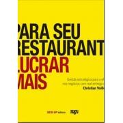 Para Seu Restaurante Lucrar Mais