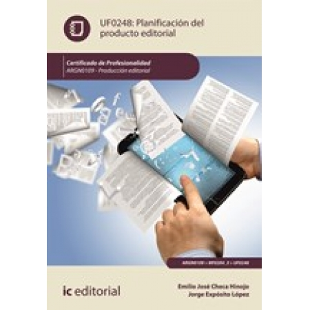 Planificación del producto editorial. ARGN0109 - Producción editorial