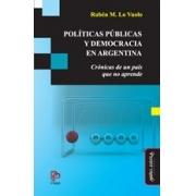 Políticas públicas y democracia en Argentina