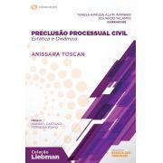 Preclusão processual civil estática e dinâmica