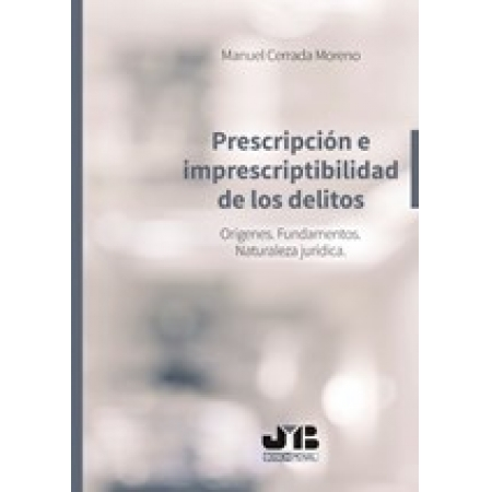 Prescripción e imprescriptibilidad de los delitos.